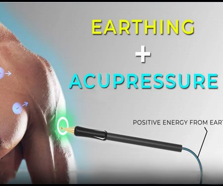 Acupressure Earthing Probe